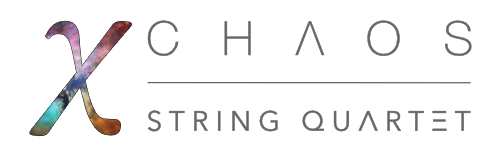Chaos String Quartet Logo